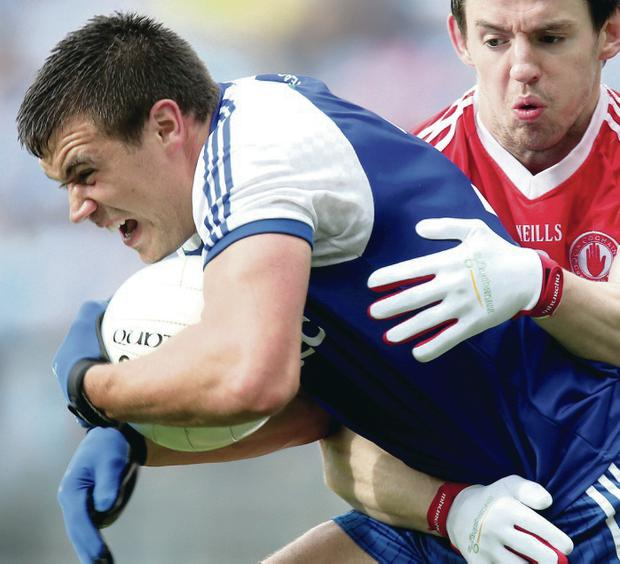 Big stage: Darren Hughes hopes to feature in Croke Park test