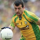 Frank McGlynn has retired from inter-county duty with Donegal (INPHO/James Crombie)