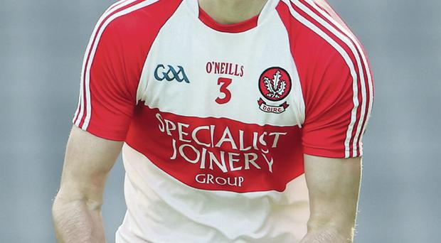 Chrissy McCaigue of Derry