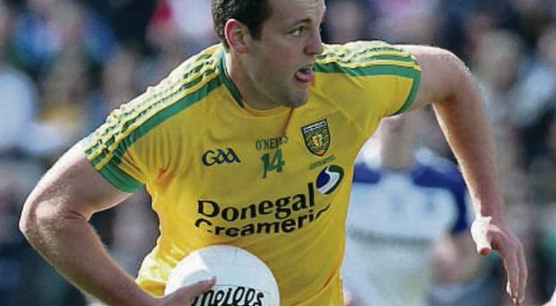 Michael Murphy of Donegal