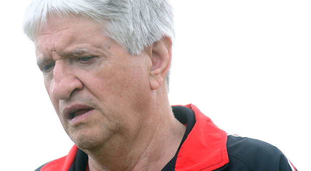 Derry football boss Brian McIver is keeping his fingers crossed that injuries will not prove a defining factor for the 2015 season