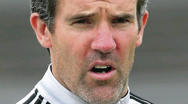 Coming to get you: Kildare boss Jason Ryan is ready for Armagh