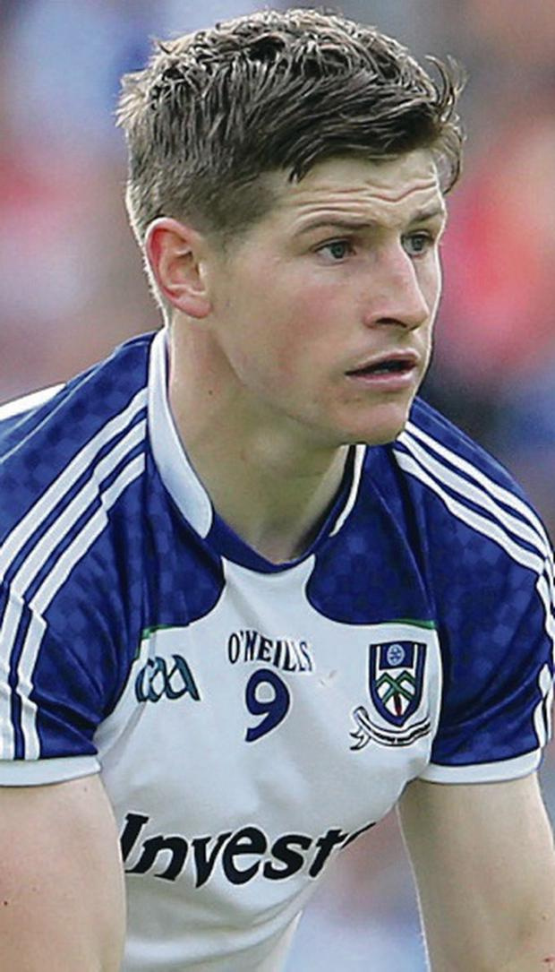 Moving on: Darren Hughes is now looking ahead to Kildare