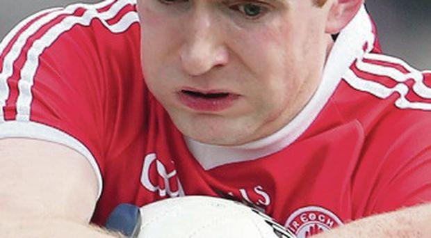 Injury misery: Aidan Cassidy has suffered a string of setbacks