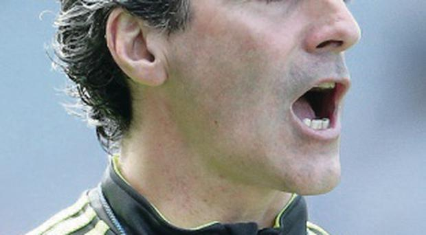 Challenge: Jim McGuinness must overcome the Dubs