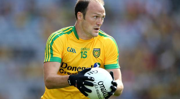 Donegal's Colm McFadden