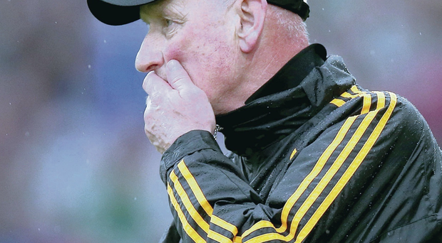 Glory days: Brian Cody has led Kilkenny to unprecedented success since taking charge in 1999