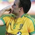 Dream crushed: Eamonn McGee was desperate for a second Sam