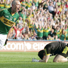 Action from last Sunday's All-Ireland final