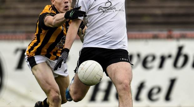 To the point: Omagh St Enda's ace Ronan O'Neill