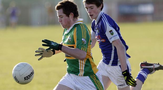 Injury woe: Cathal Mulholland has been troubled by his quad