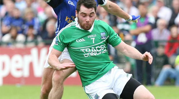 Progress: Barry Mulrone feels Fermanagh are shaping well