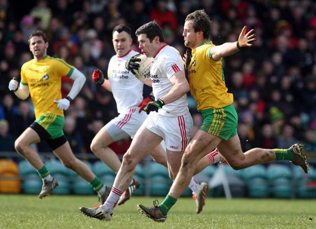 Feast of football: With players like Sean Cavanagh and Michael Murphy on show, the Ulster Championship has plenty to offer