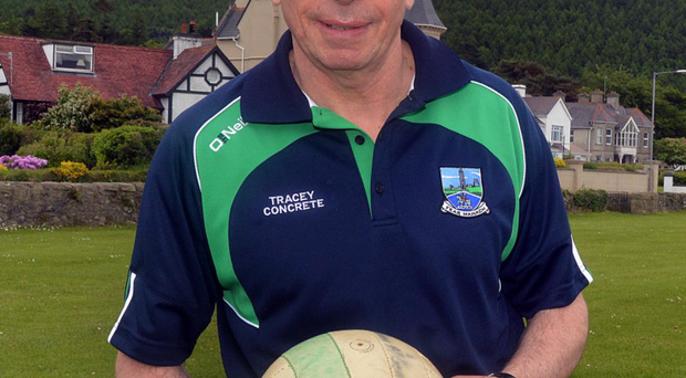 Fermanagh manager Peter McGrath