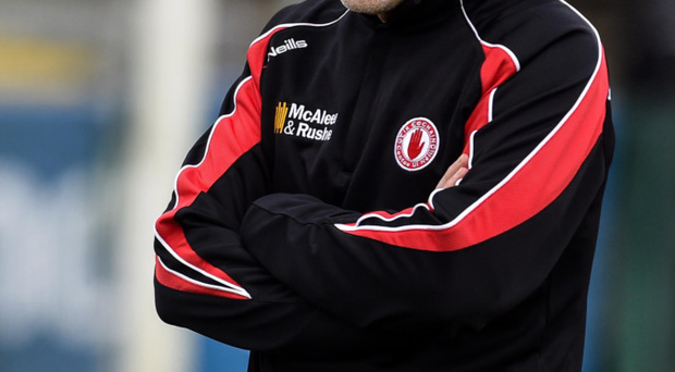 Tyrone manager Mickey Harte has Limerick in his sights