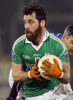 Straight-talking: Barry Mulrone desperate for Fermanagh to improve their Championship record