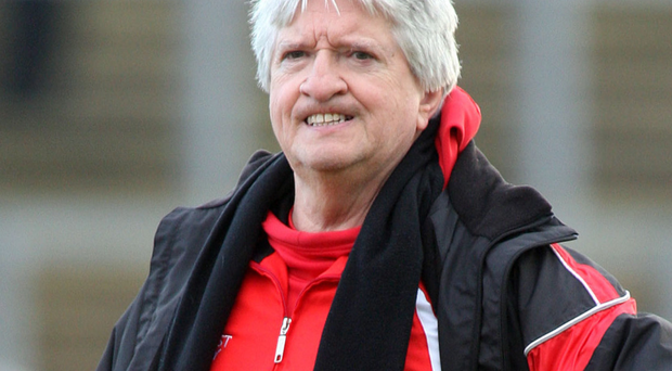 Committed: Derry manager Brian McIver