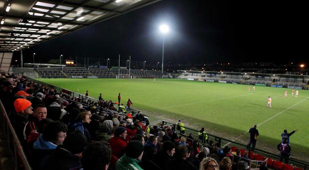 Compact: The Athletic Grounds in Armagh