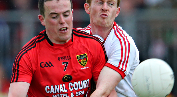 Mourne boost: Conor Garvey's return to action is welcome news for Down as they prepare to tackle Wexford