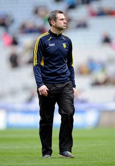 Big fan: Rory Gallagher has settled on Paddy McBrearty