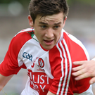 Outstanding: Shane McGuigan starred for Derry