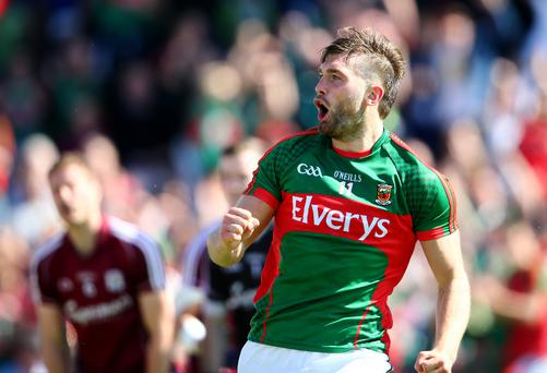 A large number of Mayo supporters are expected in Croke Park