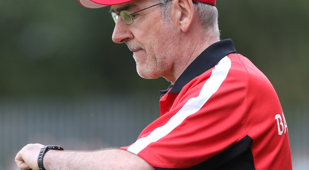 Time's not up: Mickey Harte set to be appointed as Tyrone boss for a 14th consecutive season