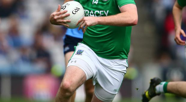 Fermanagh's Sean Quigley finished the season at the summit of the scoring charts