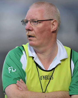 Favourite: Frank Dawson is widely tipped to be the next Down senior football manager