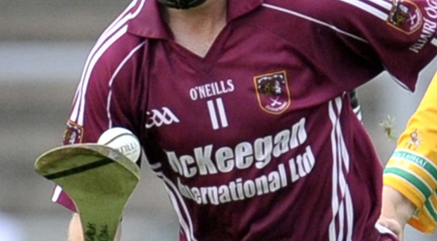 Hungry for success: hurling veteran Karl McKeegan