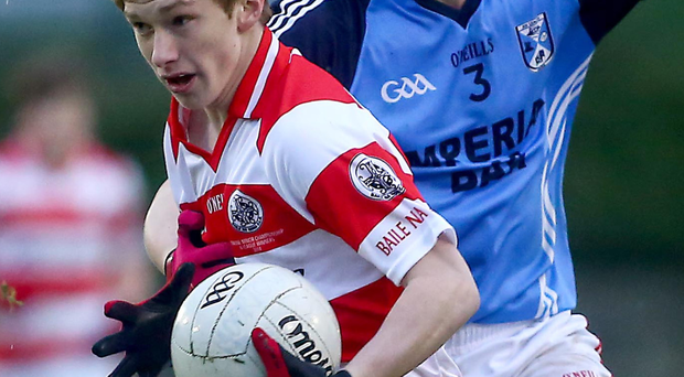 Key role: Conan McLernon has caught the eye for Moortown