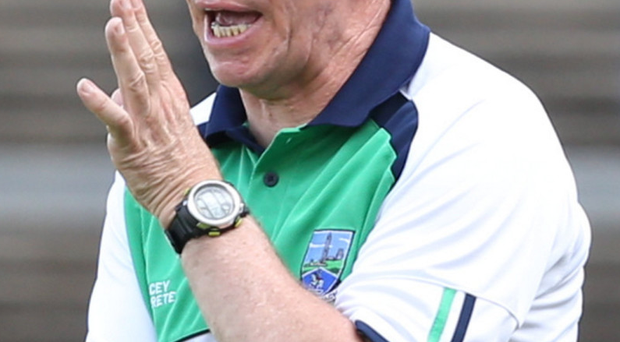 In charge: Peter McGrath is out to build on opening victory