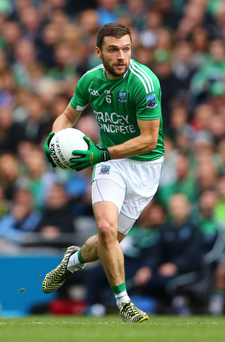 Experienced: Fermanagh's Ryan McCluskey is still going strong at 34 years of age