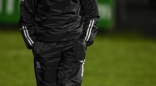 Home advantage: Fermanagh manager Pete McGrath