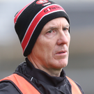 Derry senior boss Damian Barton encouraged Fergal McCusker to take up the Under-21 role