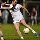 Blow: Ronan O'Neill picked up an injury after bagging points