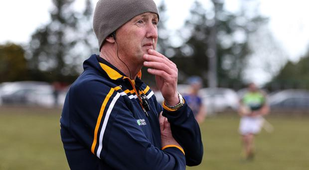 Looking ahead: Dominic McKinley is optimistic about Antrim's future