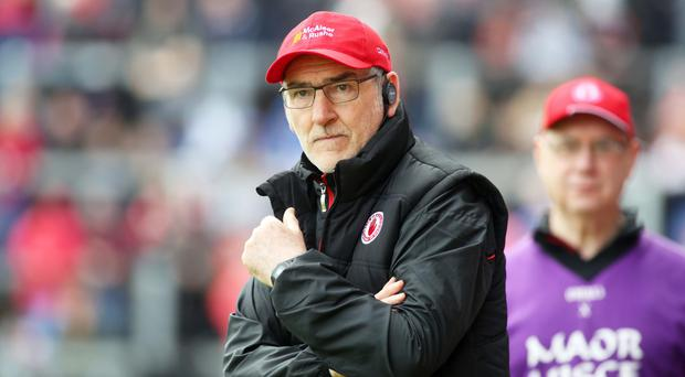 Welcome boost: Mickey Harte can plan for four home games