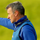 In charge: Mattie McGleenan is the new Cavan boss