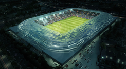 Stadium of light: how new Casement Park will look