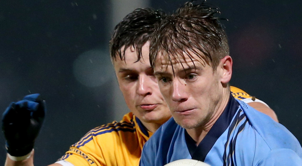 Quality: Mark Bradley has been crucial to Killyclogher's success