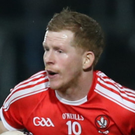 Desperate to win: Derry ace Enda Lynn after revenge