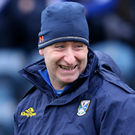 Smiles better: Mattie McGleenan has managed to maintain his sunny disposition during his early challenges as Cavan boss, with a big test coming tomorrow against his home county, Tyrone