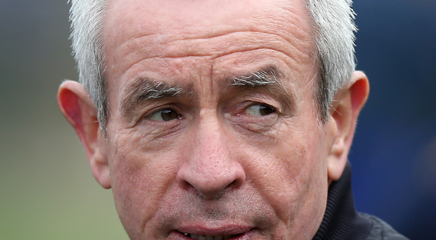 Feeling down: Pete McGrath will have to lift his Fermanagh side