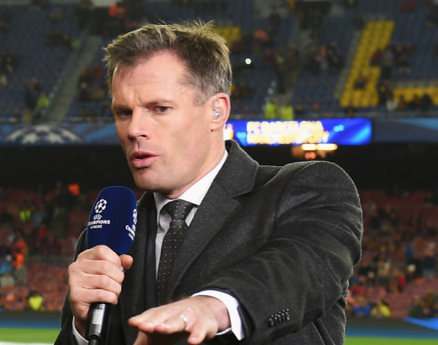 Sky Sports pundit Jamie Carragher has long been one of the more inventive users of the social media channel