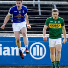Danger man: Cavan ace Dara McVeety can pose Monaghan real problems