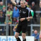 Match report: Ref Fergus Kelly