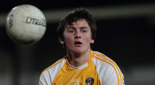 Big game: Domhnall Nugent will play for Lamh Dhearg