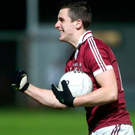 Glory boy: Shane McGuigan has enjoyed a raft of success with Slaughtneil