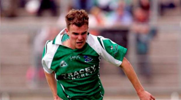 Welcome: Eamonn Maguire has returned to Fermanagh
